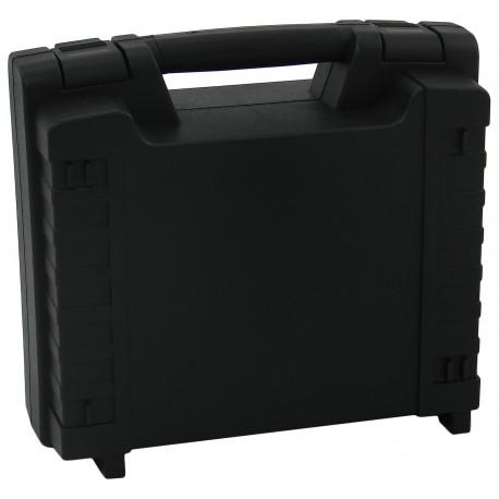 Valise / mallette Polycase H4003 noire