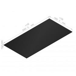 Plaque de mousse polyéthylène 65 Kg/m3 épaisseur 15 mm