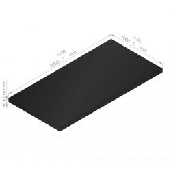 Plaque de mousse de polyéthylène PLASTAZOTE / Référence PER45-60N