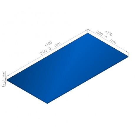 Plaque de mousse de polyéthylène PLASTAZOTE / Référence PER33-15BU