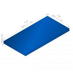 Plaque de mousse de polyéthylène PLASTAZOTE / Référence PER33-90BU
