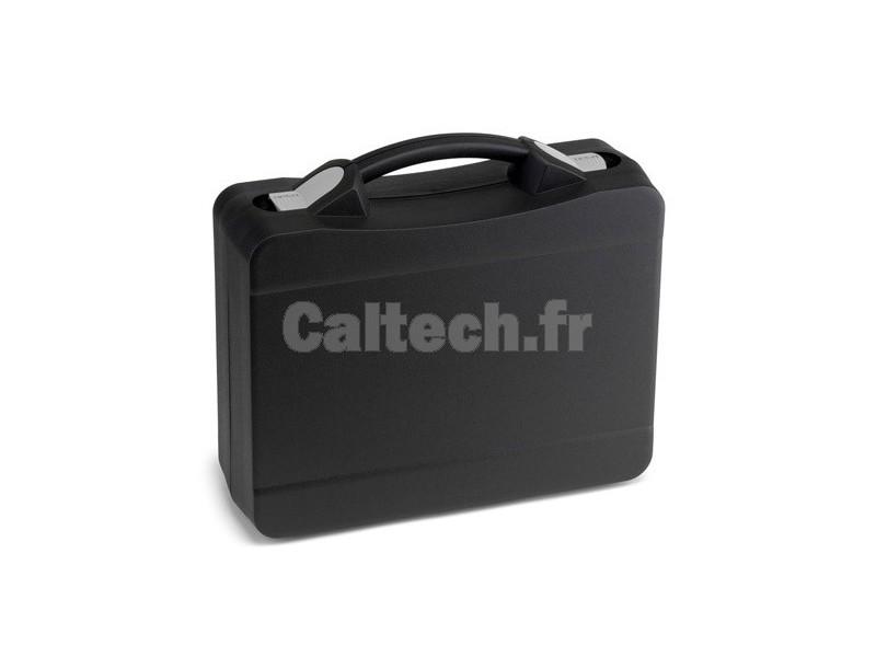 valise plastique plastic case t06 caltech. Black Bedroom Furniture Sets. Home Design Ideas
