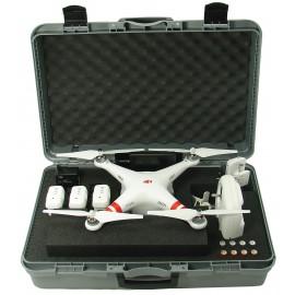 Valise Phantom 2 Multi compatible - mallette plastique