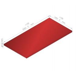 Plaque de mousse de polyéthylène PLASTAZOTE / Référence PER33-50R