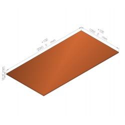 Plaque de mousse de polyéthylène PLASTAZOTE / Référence PER33-25O