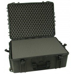 Valise PNR-XL + Mousse + Trolley