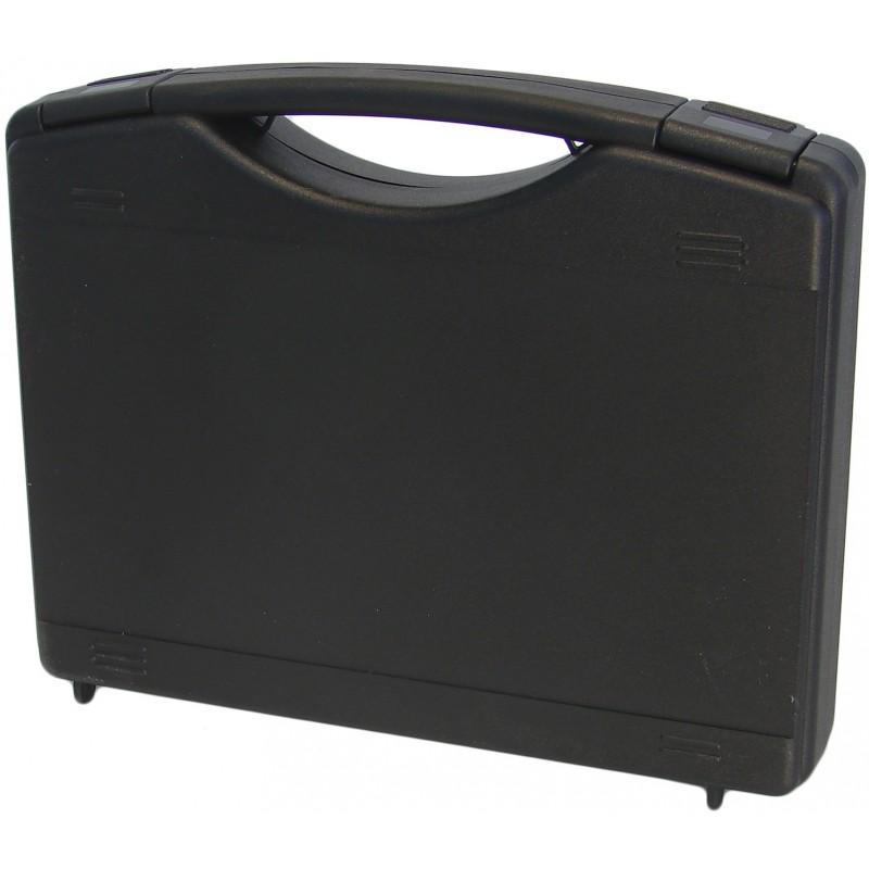 valise mallette designcase t2003s noire caltech. Black Bedroom Furniture Sets. Home Design Ideas