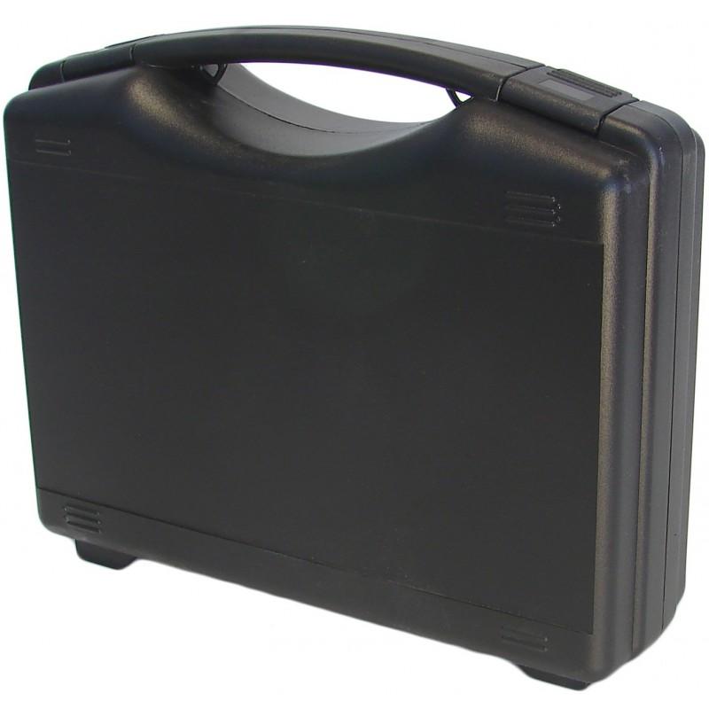 valise mallette designcase t2003 noire caltech. Black Bedroom Furniture Sets. Home Design Ideas