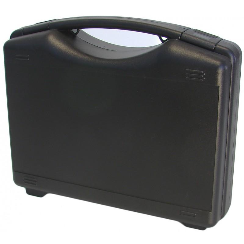 valise mallette designcase t2004 noire caltech. Black Bedroom Furniture Sets. Home Design Ideas