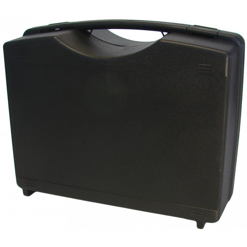 valise mallette designcase t2009 noire caltech. Black Bedroom Furniture Sets. Home Design Ideas