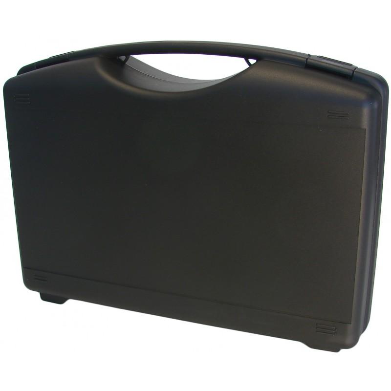 valise mallette designcase t2011 noire caltech. Black Bedroom Furniture Sets. Home Design Ideas