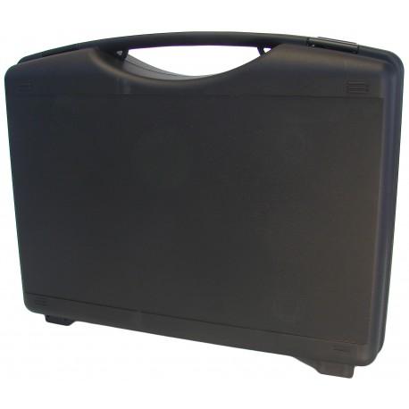 valise mallette designcase t2017 noire caltech. Black Bedroom Furniture Sets. Home Design Ideas
