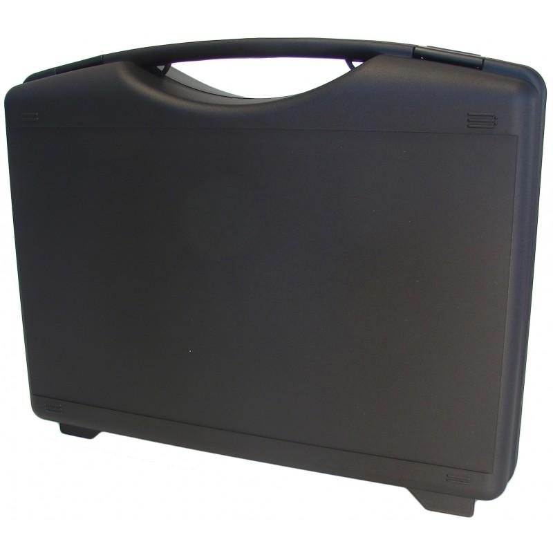 valise mallette designcase t2018 noire caltech. Black Bedroom Furniture Sets. Home Design Ideas