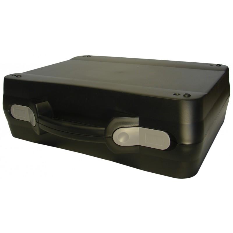 valise mallette plastic case t07 caltech. Black Bedroom Furniture Sets. Home Design Ideas