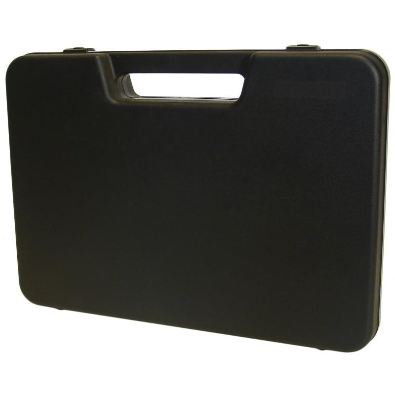 valise mallette plastic case s01 caltech. Black Bedroom Furniture Sets. Home Design Ideas