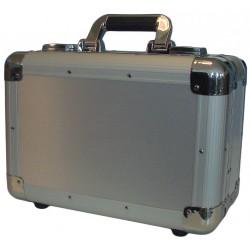 Mallette aluminium format A4