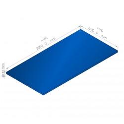 Plaque de mousse de polyéthylène PLASTAZOTE / Référence PER33-40BU