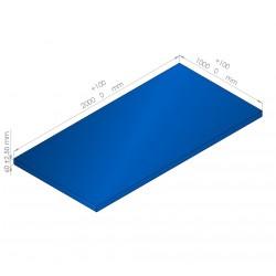 Plaque de mousse de polyéthylène PLASTAZOTE / Référence PER33-60BU