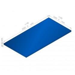 Plaque de mousse de polyéthylène PLASTAZOTE / Référence PER33-45BU