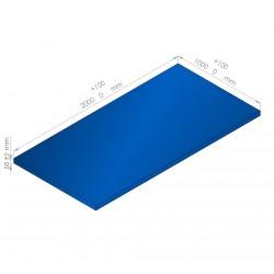 Plaque de mousse de polyéthylène PLASTAZOTE / Référence PER33-50BU
