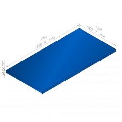Plaque de mousse de polyéthylène PLASTAZOTE / Référence PER33-55BU