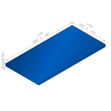 Plaque de mousse de polyéthylène PLASTAZOTE / Référence PER33-65BU