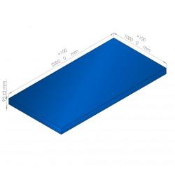 Plaque de mousse de polyéthylène PLASTAZOTE / Référence PER33-95BU