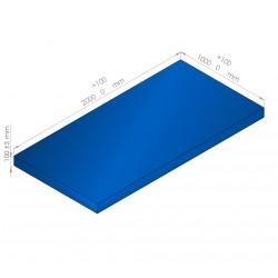 Plaque de mousse de polyéthylène PLASTAZOTE / Référence PER33-100BU