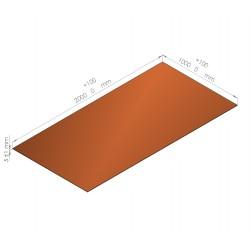Plaque de mousse de polyéthylène PLASTAZOTE / Référence PER33-05O