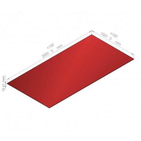 Plaque de mousse de polyéthylène PLASTAZOTE / Référence PER33-10R