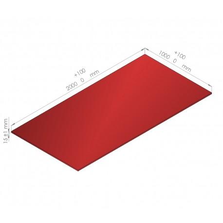 Plaque de mousse de polyéthylène PLASTAZOTE / Référence PER33-15R