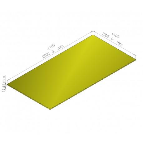 Plaque de mousse de polyéthylène PLASTAZOTE / Référence PER33-15J