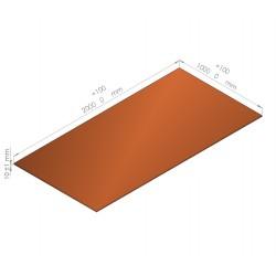 Plaque de mousse de polyéthylène PLASTAZOTE / Référence PER33-10O