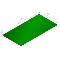 Plaque de mousse de polyéthylène PLASTAZOTE / Référence PER33-45V