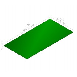 Plaque de mousse de polyéthylène PLASTAZOTE / Référence PER33-15V