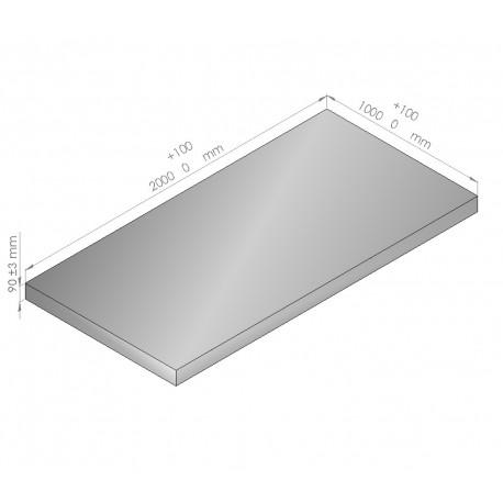 Plaque de mousse polyéthylène PLASTAZOTE / PER29-90BC