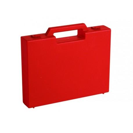 Jeux de 20 mallettes plastique rouge R03